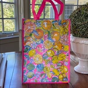 Lilly Pulitzer Reusable Bag